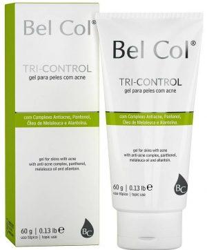 Gel para peles Com Acne Bel Col: Bel Col Tri-Control 60g