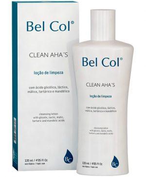 Clean AHA's - Sabonete Anti-Acne e Rejuvenescedor - 120ml  Bel Col
