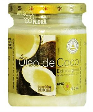 Óleo de Coco Extravirgem - 200ml Apis Flora