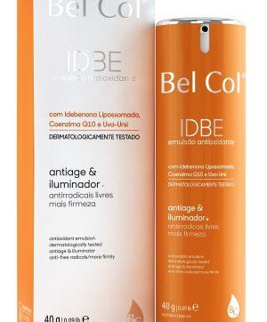 Bel Col IDBE Emulsion 40g - Emulsão com Idebenona